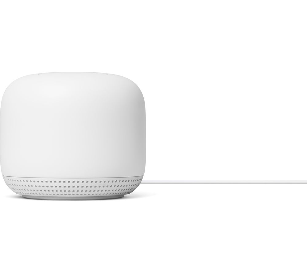 GOOGLE Nest WiFi Point - AC 2200, Dual-band