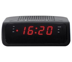 AVS1333 FM/AM Clock Radio