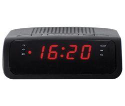 DAEWOO AVS1333 FM/AM Clock Radio
