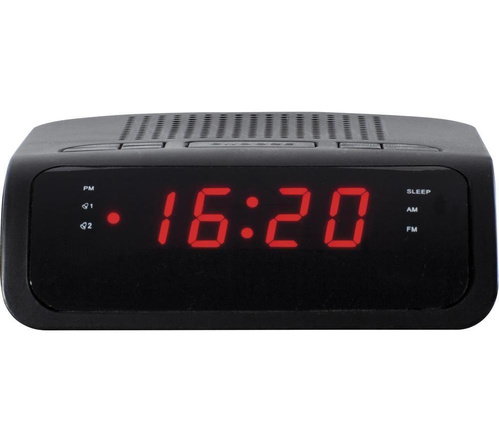 Image of DAEWOO AVS1333 FM/AM Clock Radio