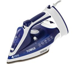 CeraGlide T22008BLU Cordless Steam Iron - Blue