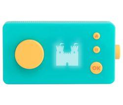 Storyteller Digital Player - Green & Yellow