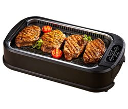 Power Air Smokeless Grill - Black