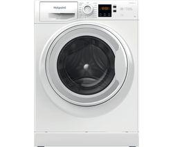 NSWR 943C WK UK N 9 kg 1400 Spin Washing Machine - White