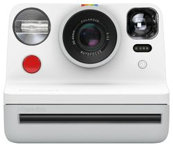Now Instant Camera - White