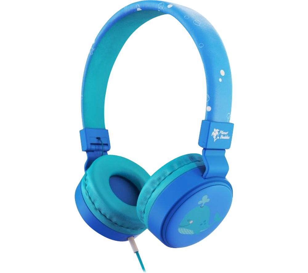 PLANET BUDDIES PBWHWHP Kids Headphones - Noah the Whale