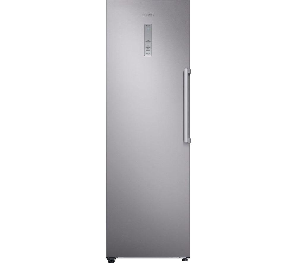 SAMSUNG RZ32M7125SA/EU Tall Freezer - Silver