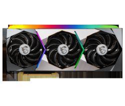 GeForce RTX 3070 8 GB SUPRIM Graphics Card