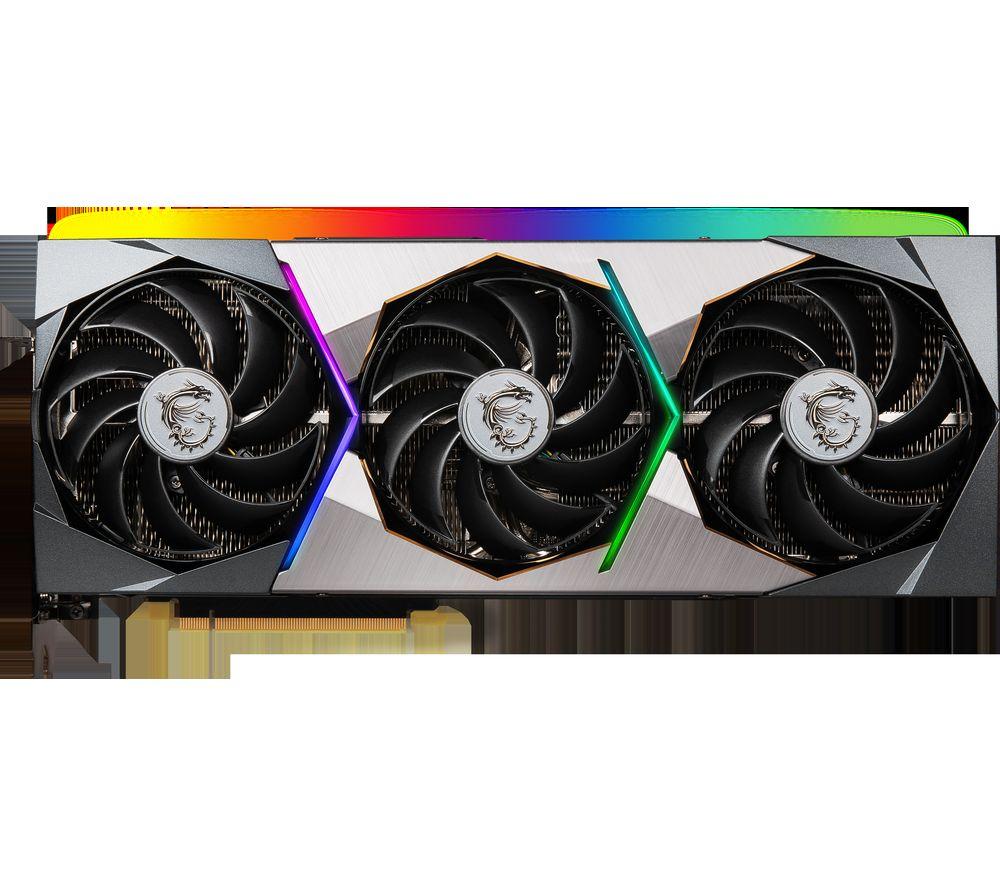 MSI GeForce RTX 3070 8 GB SUPRIM Graphics Card
