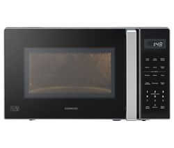 K20MS21 Solo Microwave - Silver
