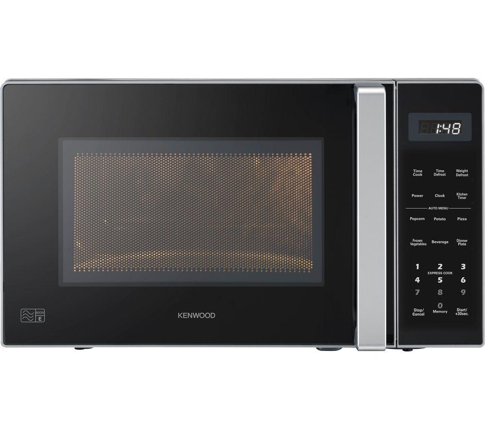 KENWOOD K20MS21 Solo Microwave - Silver