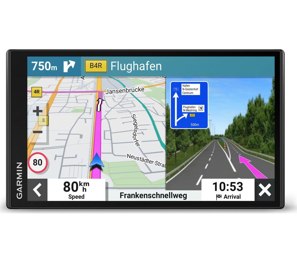 GARMIN CamperVan 6.95-ö Sat Nav - Full Europe Maps
