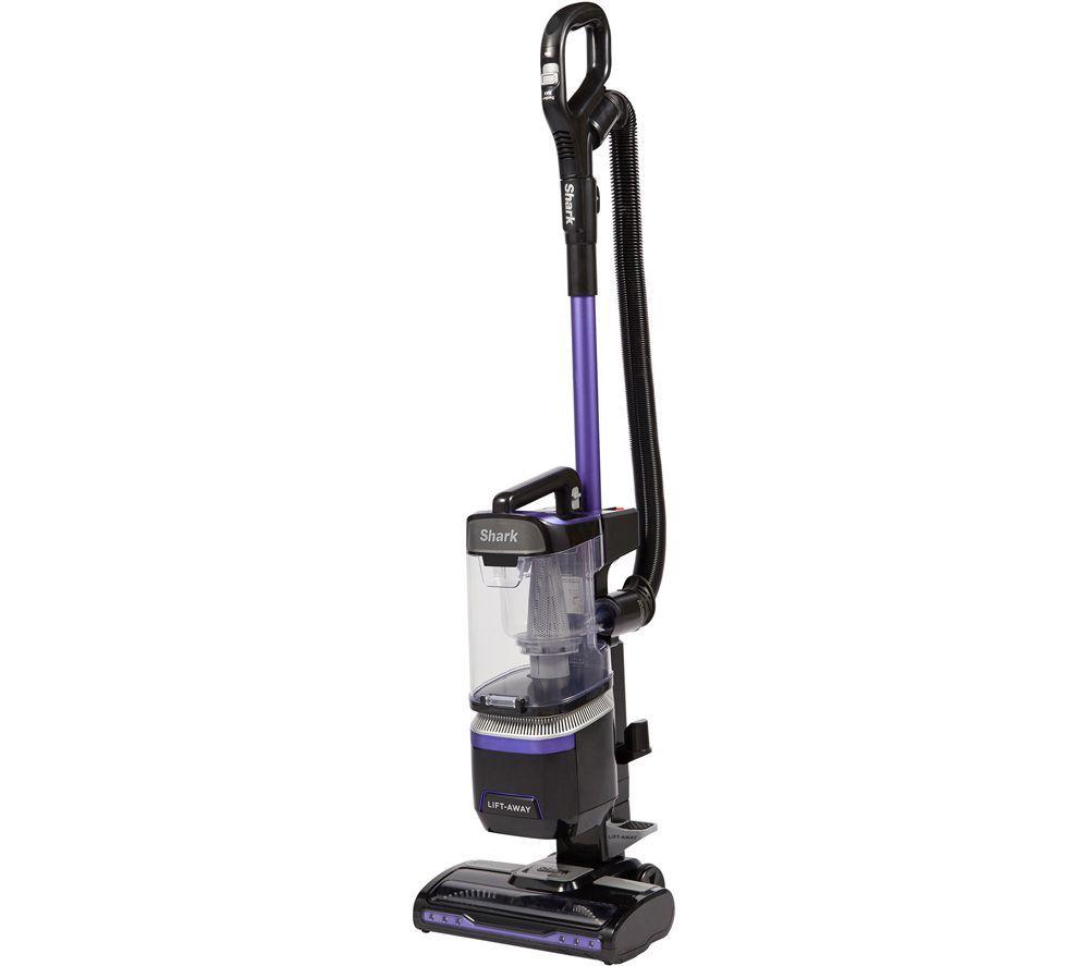 SHARK Lift-Away NV612UK Upright Bagless Vacuum Cleaner - Metallic Turquoise, Purple