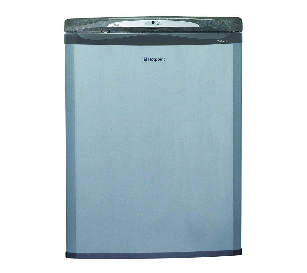 HOTPOINT FZA36G Undercounter Freezer - Graphite