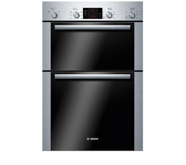 Compare retail prices of Bosch Avantixx HBM43B250B Electric Double Oven Brushed Steel to get the best deal online