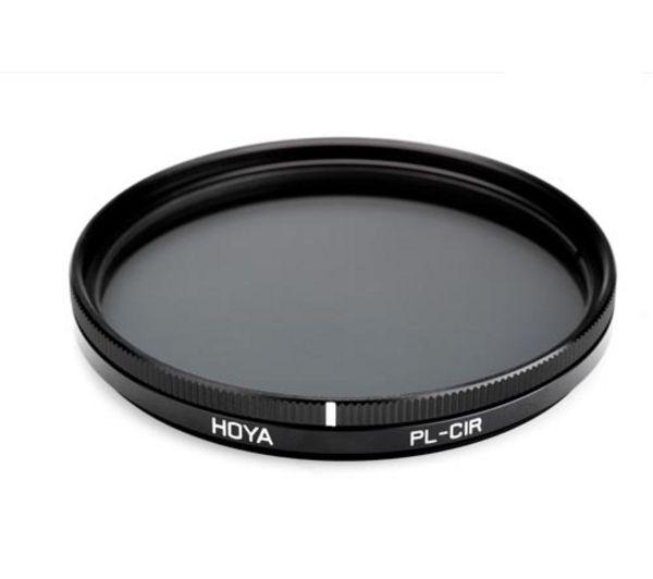 HOYA Circular Polarising Lens Filter - 55 mm