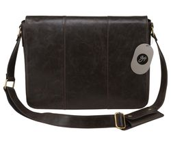 "GOJI G16MSG14 15.6"" Laptop Messenger Bag - Brown"