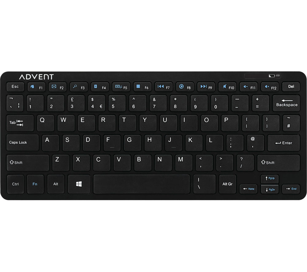 Image of ADVENT AKBMM15 Wireless Keyboard