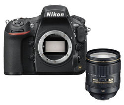 NIKON D810 DSLR Camera - Black, Body Only