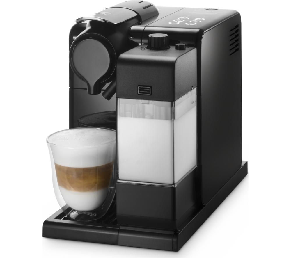 Buy nespresso by de 39 longhi lattissima touch en550 b coffee machine blac - Machine nespresso 2 tasses ...