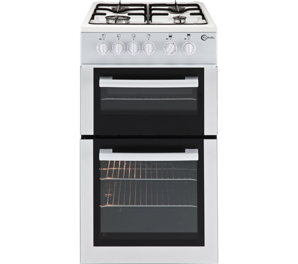 Image of FLAVEL FTCG50W Gas Cooker - White