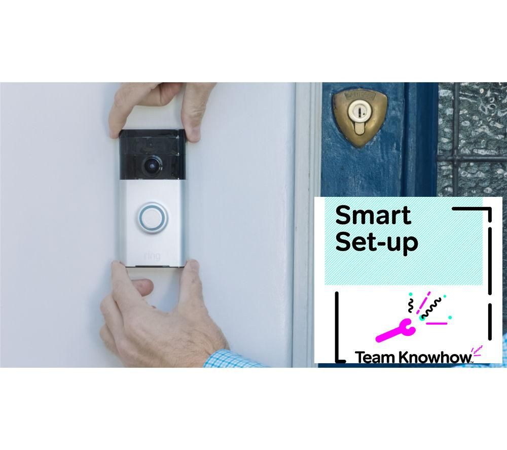 KNOWHOW Ring Doorbell Installation