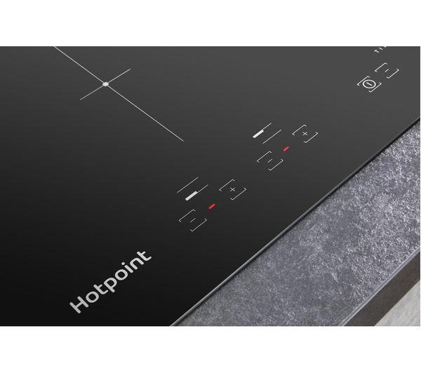 buy hotpoint smart cid641bb electric induction hob black. Black Bedroom Furniture Sets. Home Design Ideas