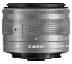 CANON EF-M 15-45 mm f/3.5-6.3 IS STM Standard Zoom Lens
