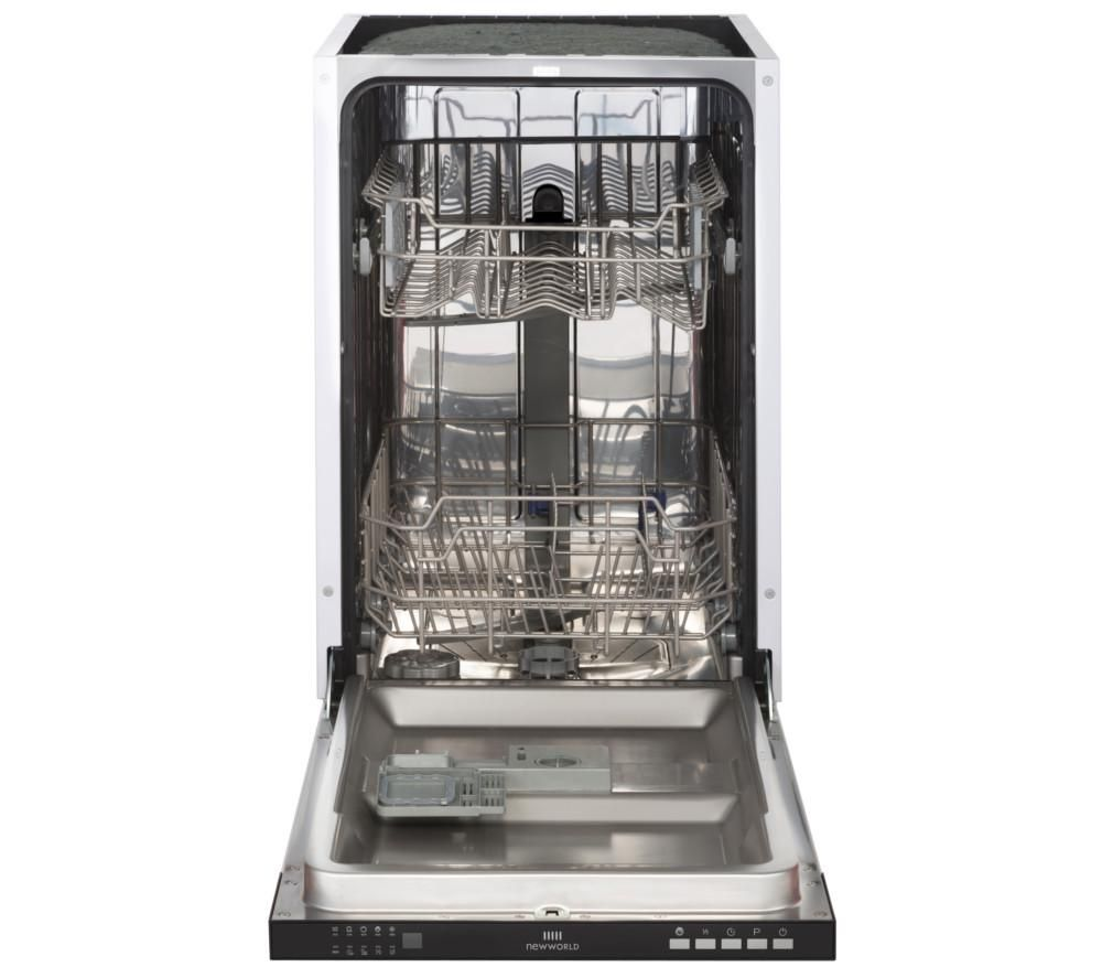 Compare prices for New WORLD NW INDW60 Full-size Integrated Dishwasher