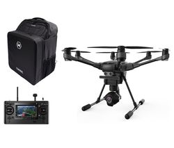 YUNEEC Typhoon H Drone with Controller & Accessories Bundle - Black