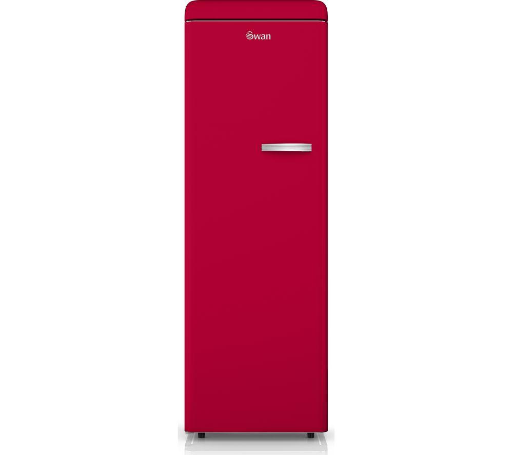 SWAN SR11040RN Tall Freezer - Red
