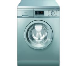 SMEG WMF147X-2 Washing Machine - Stainless Steel