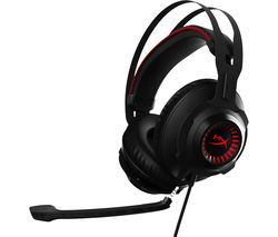 HYPERX Cloud Revolver Gaming Headset - Black & Red