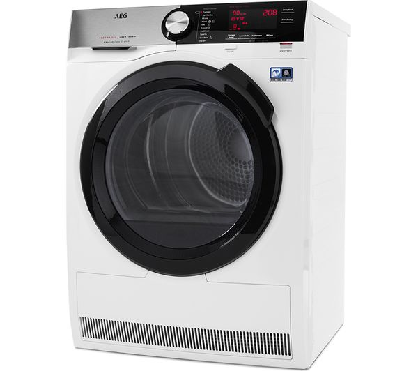 Tumble Dryer Temperature ~ Buy aeg absolutecare t dsc r heat pump tumble dryer