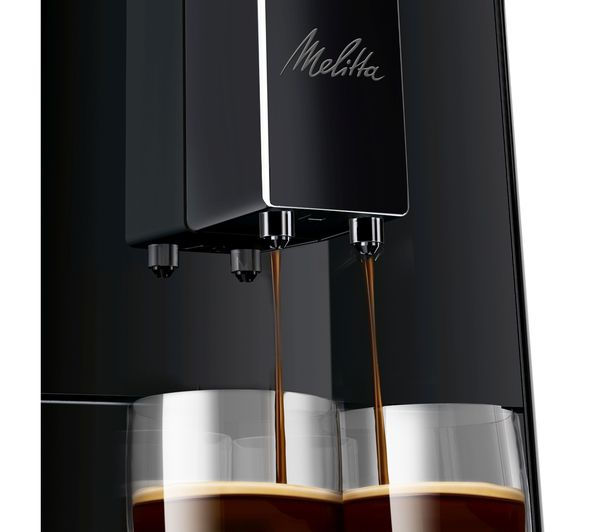 buy melitta caffeo solo e950 101 bean to cup coffee machine black free delivery currys. Black Bedroom Furniture Sets. Home Design Ideas