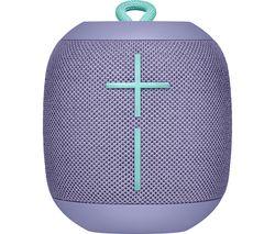 ULTIMATE EARS WONDERBOOM Portable Bluetooth Wireless Speaker - Lilac