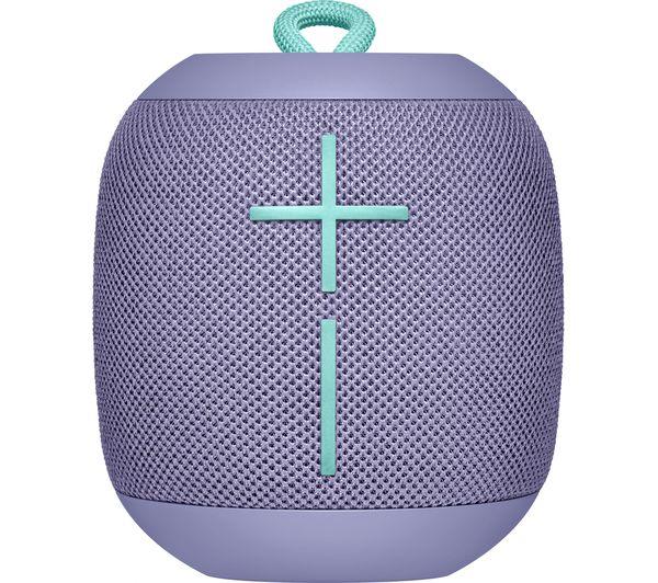 Image of ULTIMATE EARS WONDERBOOM Portable Bluetooth Wireless Speaker - Lilac
