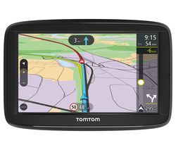 "TOMTOM VIA 53 5"" Sat Nav - Full Europe Maps"