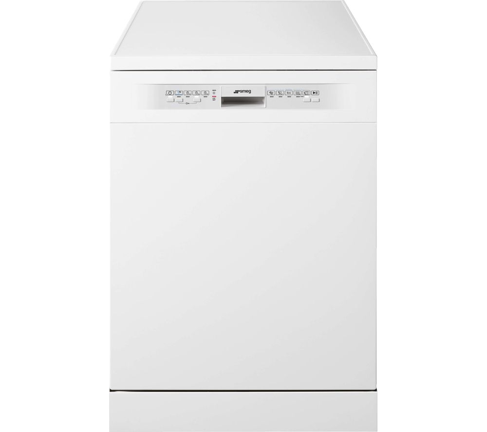 SMEG DFD6133WH-2 Full-size Dishwasher - White