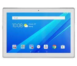 "LENOVO Tab 4 Plus 10"" Tablet - 16 GB, White"