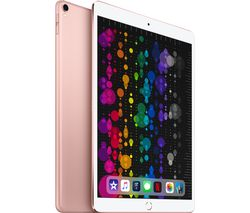 "APPLE 10.5"" iPad Pro - 64 GB, Rose Gold (2017)"