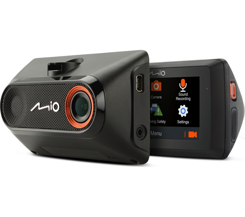 MIO MiVue 785 Touch Dash Cam - Black
