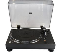 CONNECTED CET500 Turntable - Black