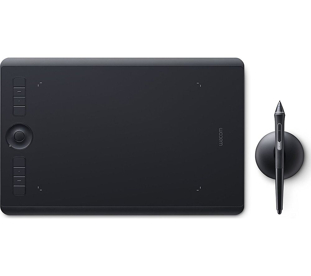 Image of Wacom Intuos Pro Medium Tablet, Medium