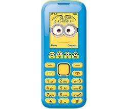 LEXIBOOK GSM20DES Despicable Me - Blue & Yellow