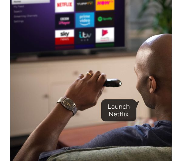 ROKU Streaming 4K Smart TV Stick