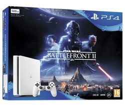 SONY PlayStation 4 Slim & Star Wars Battlefront 2