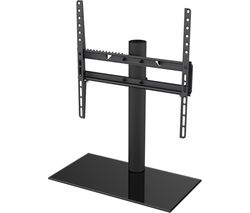 AVF B400BB 550 mm TV Stand with Bracket - Black