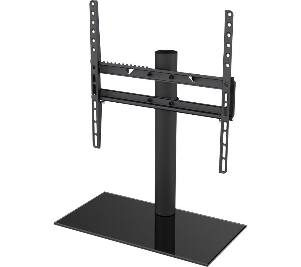AVF B400BB 550 mm TV Stand with Bracket - Black
