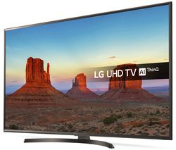 "LG 65UK6470PLC 65"" Smart 4K Ultra HD HDR LED TV"